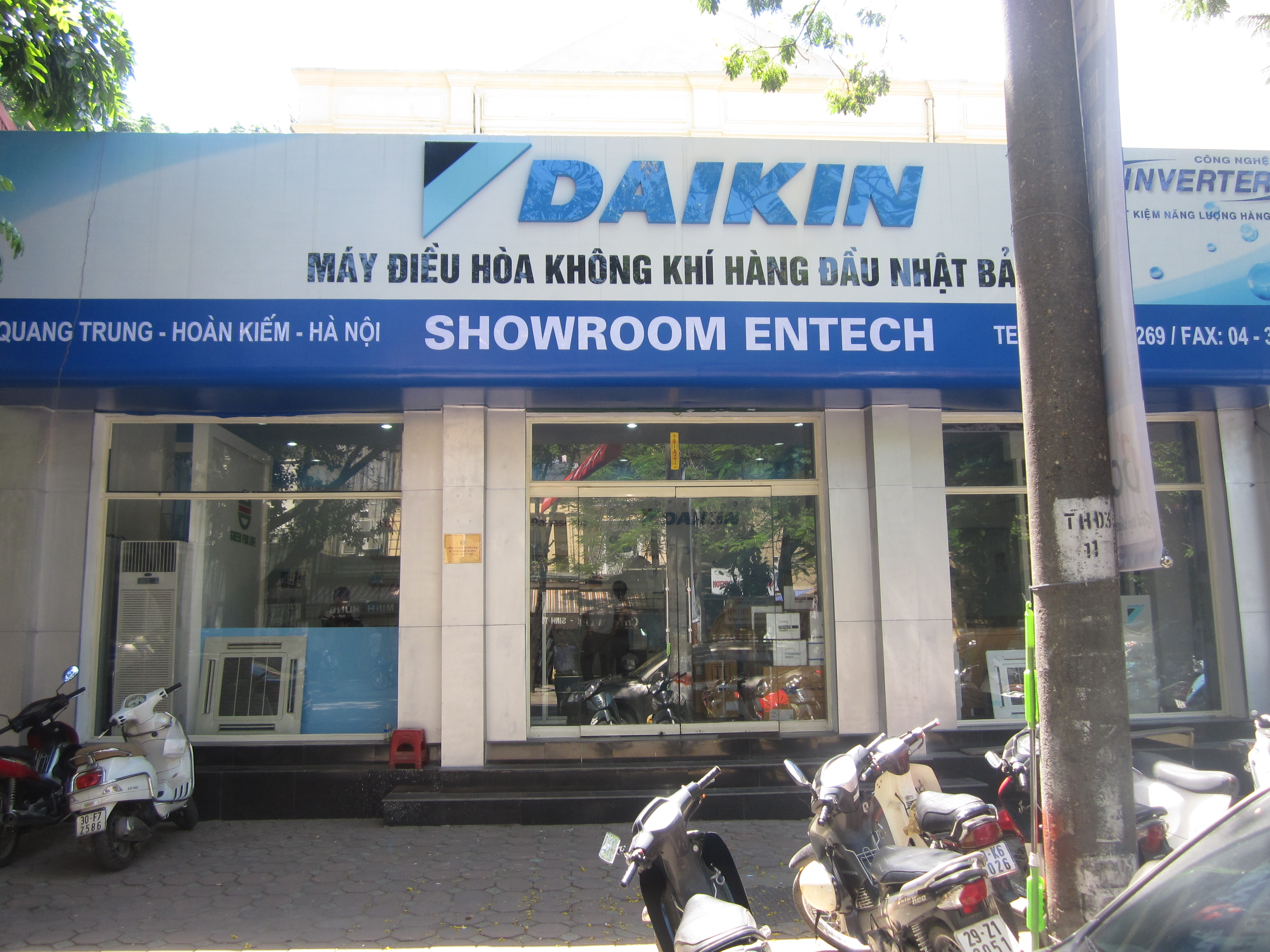SHOWROOM ENTECH